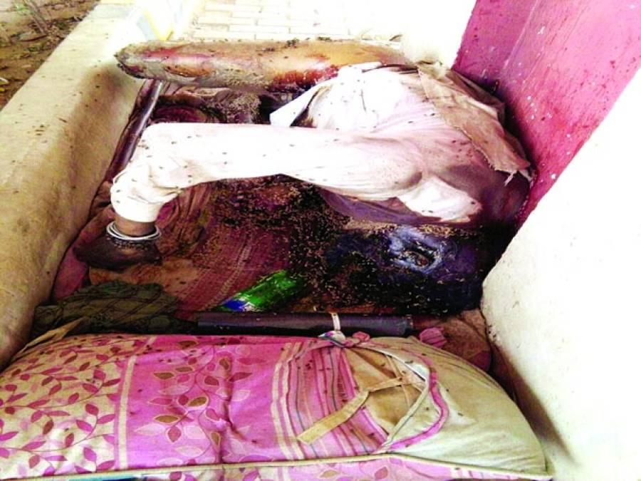 کوٹ لکھپت سے 30سالہ شخص کی تشد د زدہ بر ہنہ لا ش برآمد