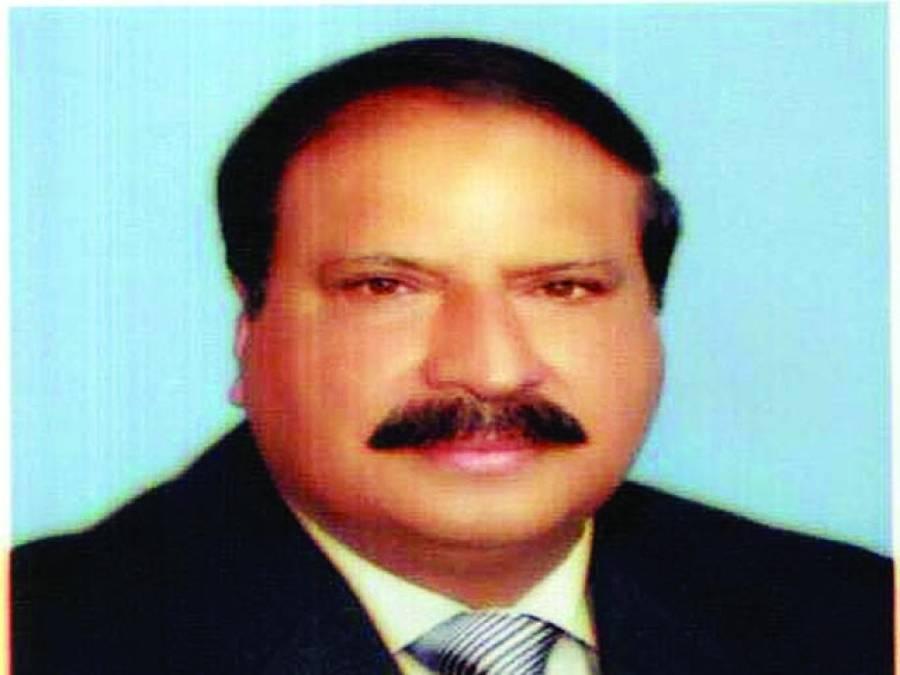 عمران خان نے کرپشن کے خلافآواز بلند کی،میاں جاوید