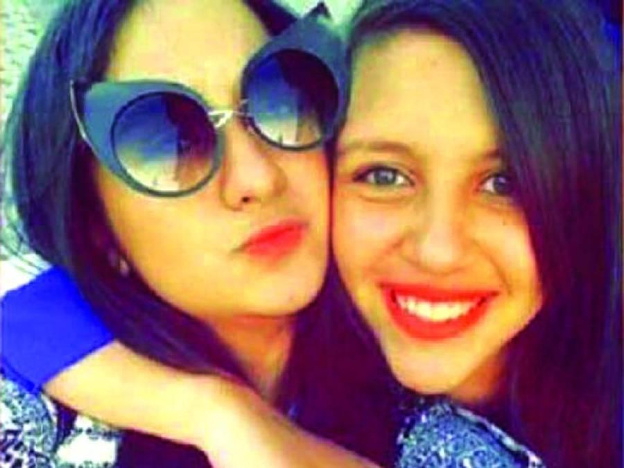 مصر میں دو لڑکیاں سیلفی بناتے ہوئے چوتھی منزل سے گر کر شدید زخمی