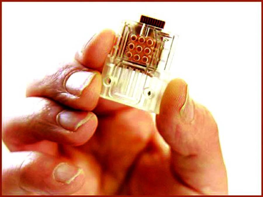 صرف 30 منٹ میں ایچ آئی وی شناخت کرنیوالی یو ایس بی اسٹک ایجاد