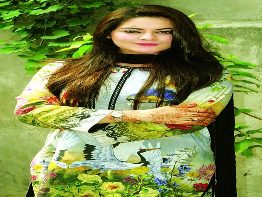 مینال خان کی جگہ ڈرامہ سیریل ''دکھ کم نہ ہوں گے''میں صباء بخاری کاسٹ