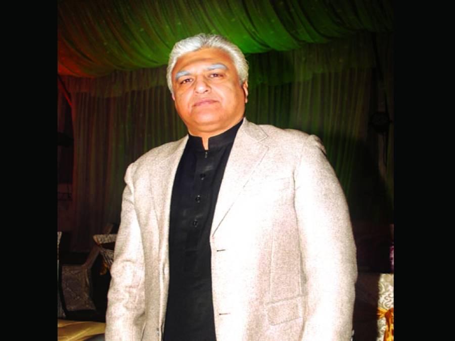 عمران احمدفلم اور ٹی وی کے مصروف ترین سینئر اداکار بن گئے
