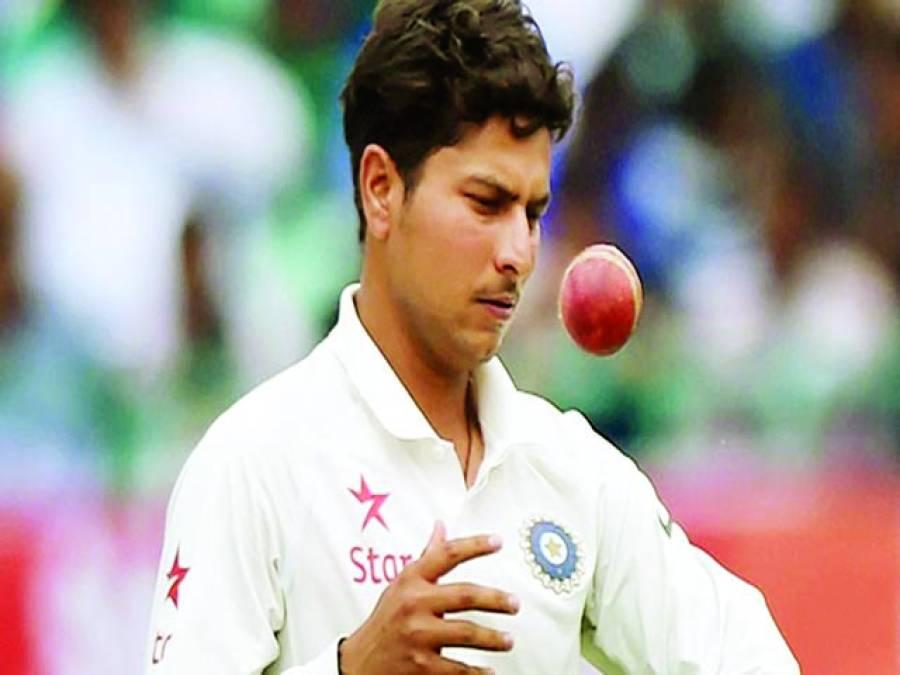 کلدیپ یادیو ٹیسٹ کھیلنے والے بھارت کے 288 ویں پلیئر بن گئے