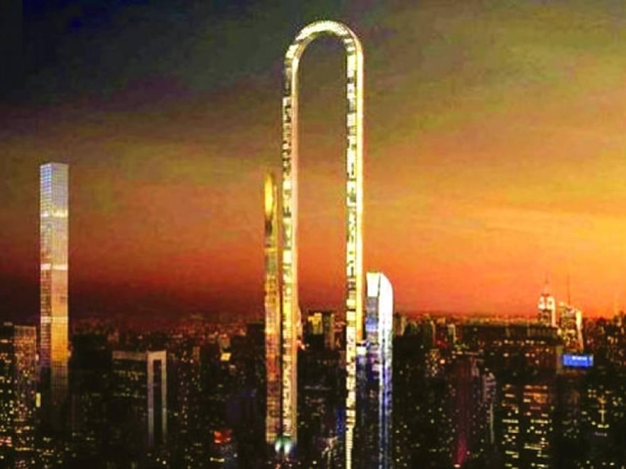 نیویارک میں دنیا کے بلند ترین ٹاور کا منصوبہ