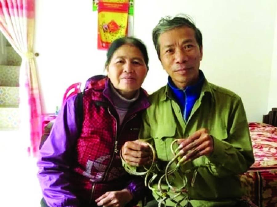 ویتنام کا ایسا شخص جس نے 35 سال سے ناخن نہیں کاٹے