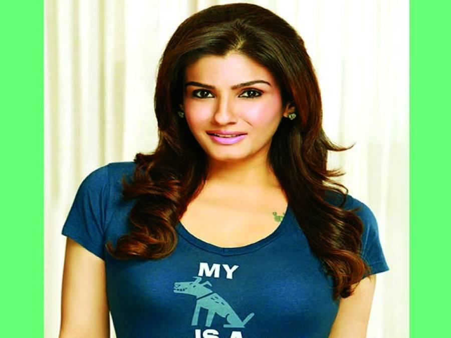 اداکارہ روینہ اپنی نئی فلم 'دی مدر' اور'متر' میں اداکاری کے جوہر دکھاتی نظر آئیں گی