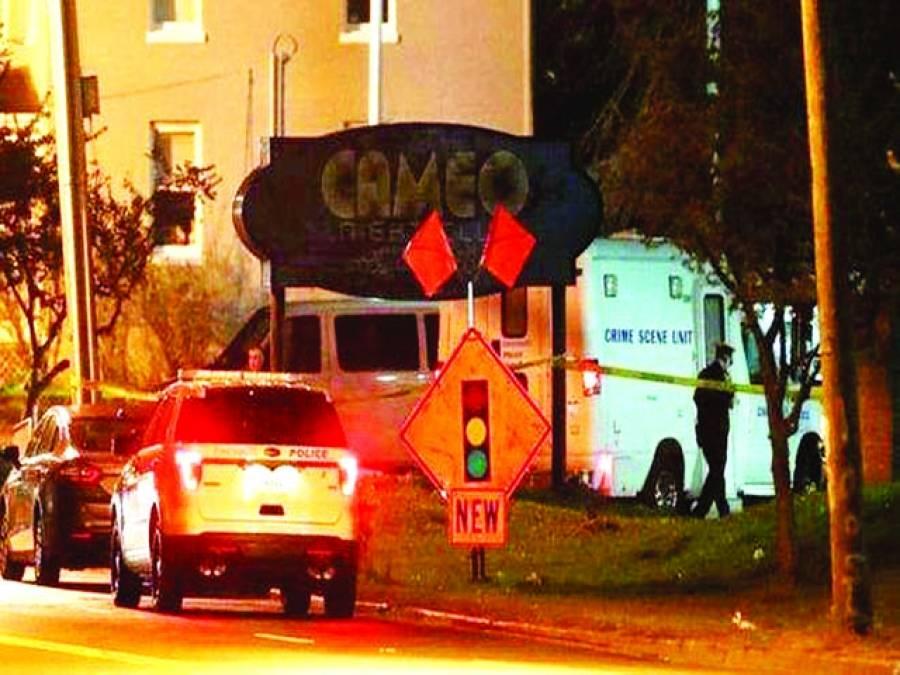 امریکہ ،اوہائیوکے نائٹ کلب میں فائرنگ، ایک شخص ہلاک، 14 زخمی