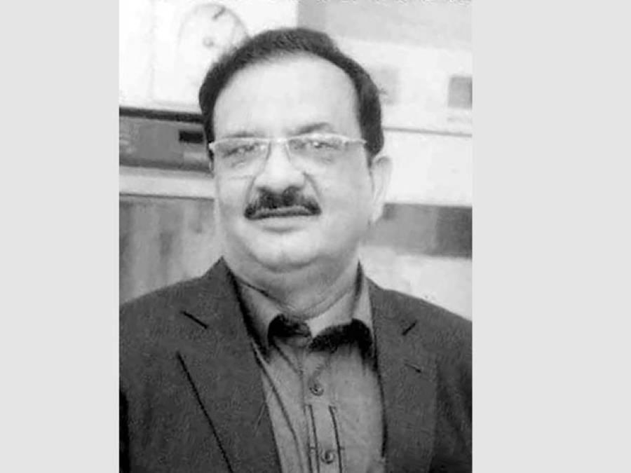 عبدالرشید کھیلوں اور ثقافت کے فروغ میں نمایاں خدمات پر ایوارڈ کیلئے منتخب