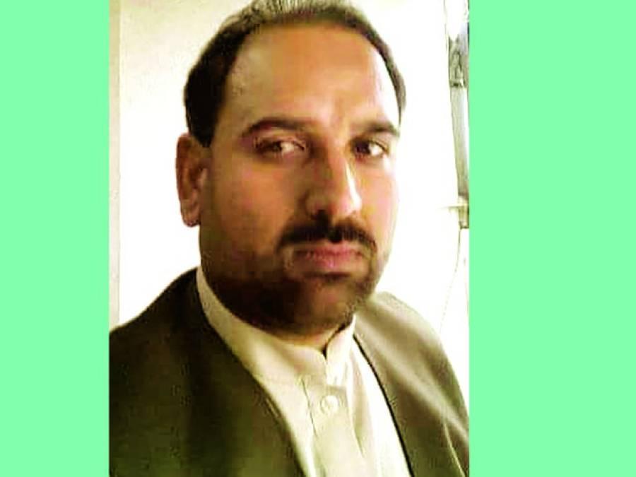 ہوپ بلوچستان کے چےئرمین نادر خان نا معلوم افراد کی فائرنگ سے جاں بحق