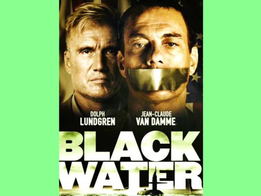 وین ڈیم کی نئی ایکشن فلم 'بلیک واٹر' کا ٹریلر جاری