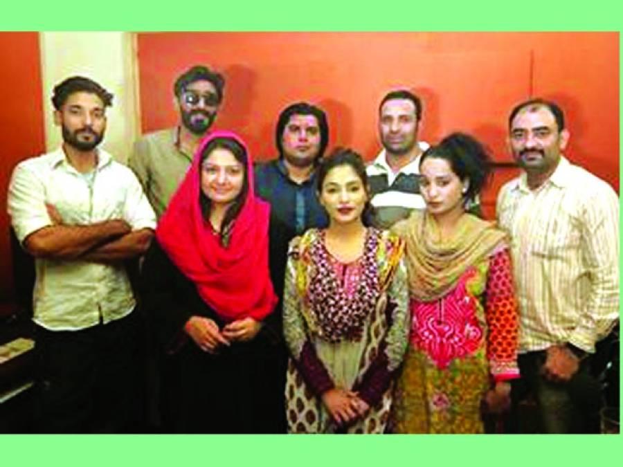 جسٹن گرلز ،حنا نصراللہ اور خالد خان کا مشترکہ صوفی گیت