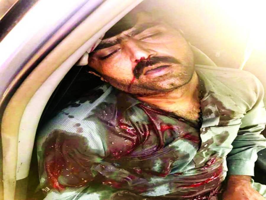 ستوکتلہ ، حساس اداروں اور پولیس کی کارروائی ، 20لاکھ سر کی قیمت والا ڈاکو ہلاک