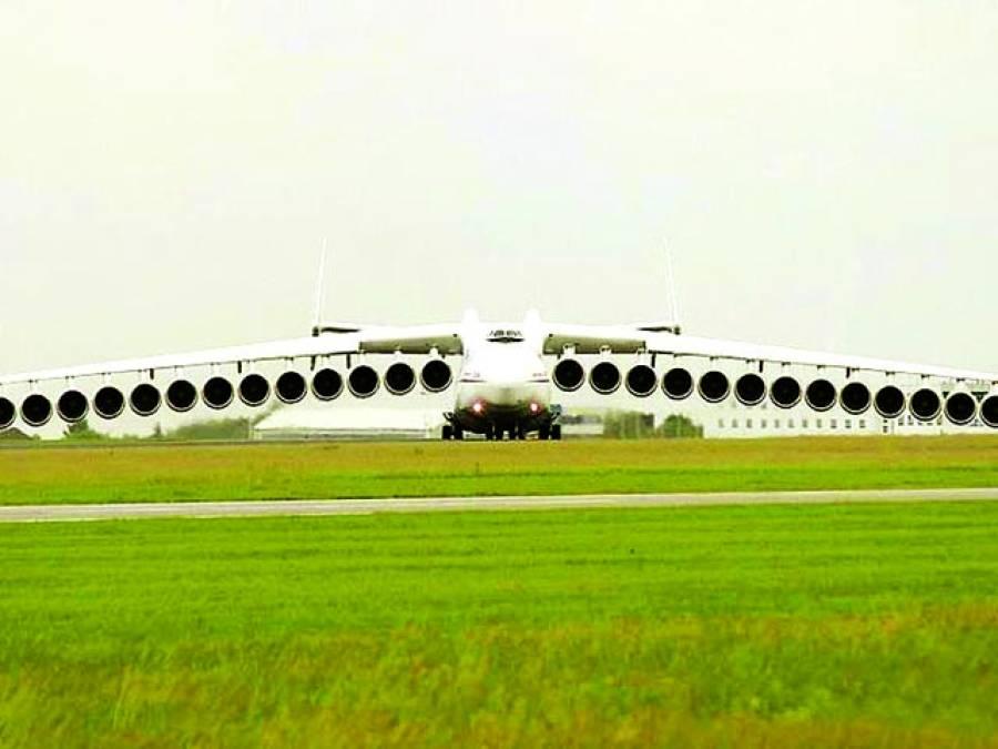 گوگل دنیا کے سب سے بڑے طیارے بنانے میں مصروف