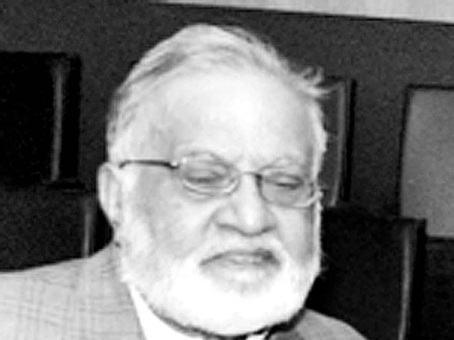 پروفیسر ڈاکٹر ظفر اسحاق انصاری (1) نابغۂ روزگار اسکالر اور انسان دوست شخصیت