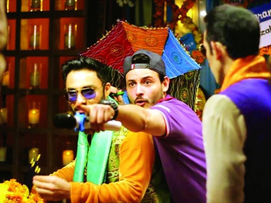 فلم ''پرچی''عثمان خالد بٹ بطورکوریو گرافر جلوے دکھائیں گے