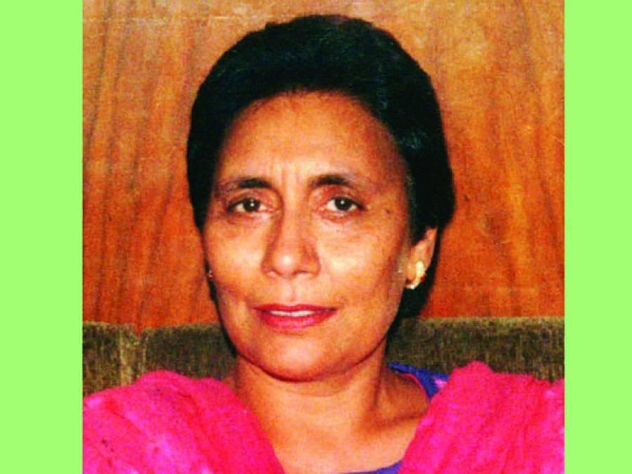 بینظیر قتل کیس کے فیصلے نے ناقص تفتیش کا بھانڈا پھوڑ دیا،ناہید خان