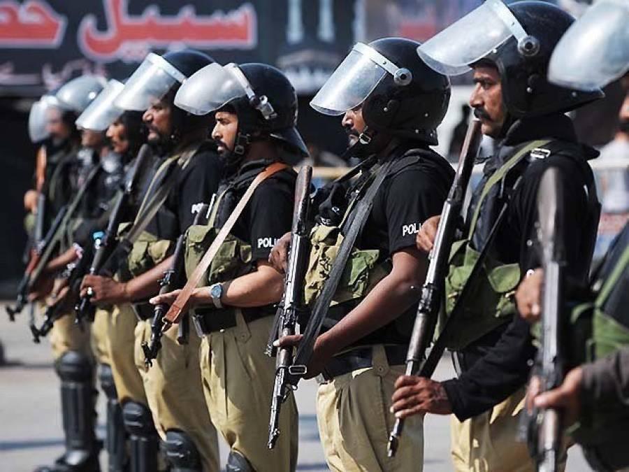 محرم الحرام کے دوران وزیر اعلی پنجاب کا سیکورٹی پلان