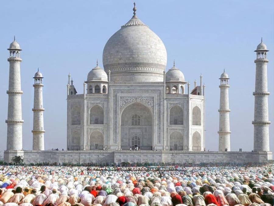 تاج محل بھی پاکستان بھجوا دیں!