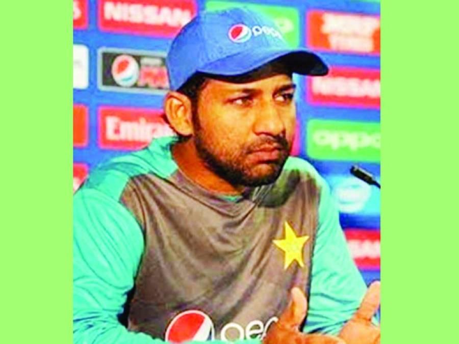 تیاری پوری تھی لیکن بیٹنگ میں مار کھا گئے : سرفراز احمد