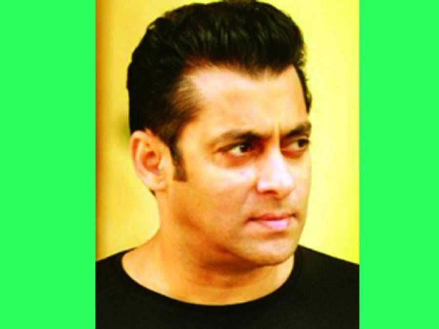 سلمان خان کا فلم میں بے باک مناظرکرنے سے انکار