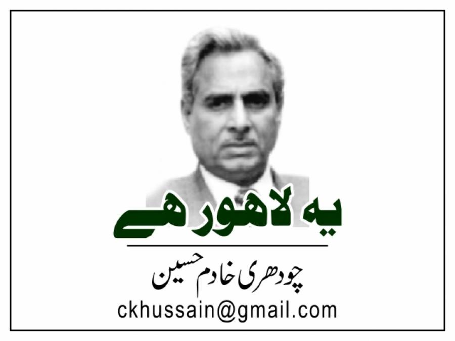 بزرگ صحافی اور ٹریڈیونین راہنما افضل خان بھی چل بسے