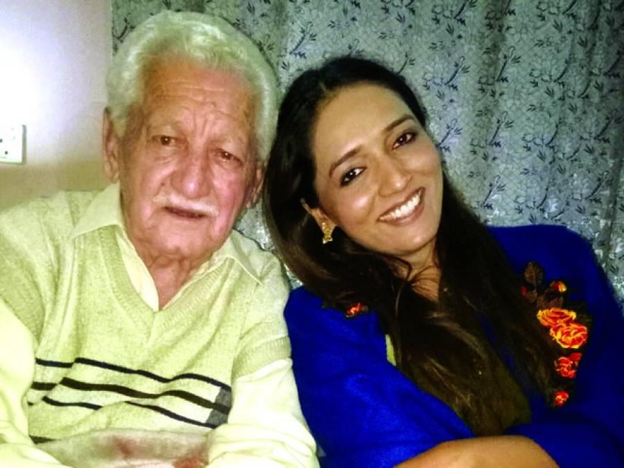 ماریہ خان اور احمد جمیل کی سات سال بعد ملاقات