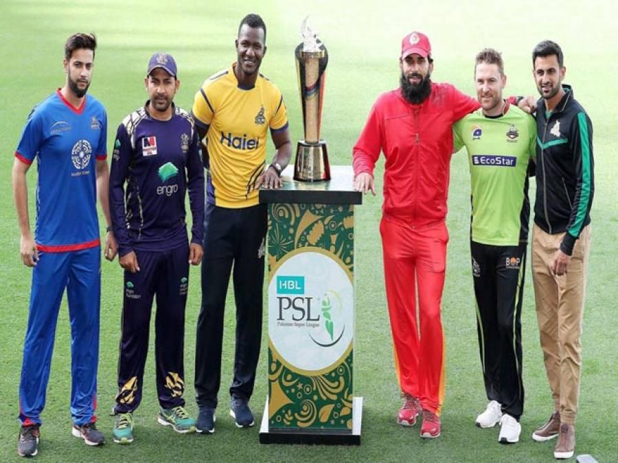 پی ایس ایل، پاکستان کی جیت