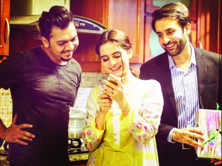 ایمن خان اور عفان وحید کو عید کی ٹیلی فلم''کھانا خود گرم کرو'' میں کاسٹ