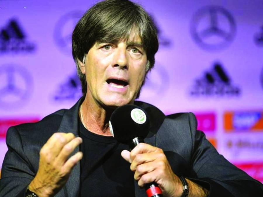 جرمن ہیڈ کوچ نے ٹیم میں نسل پرستی کا الزام مسترد کردیا