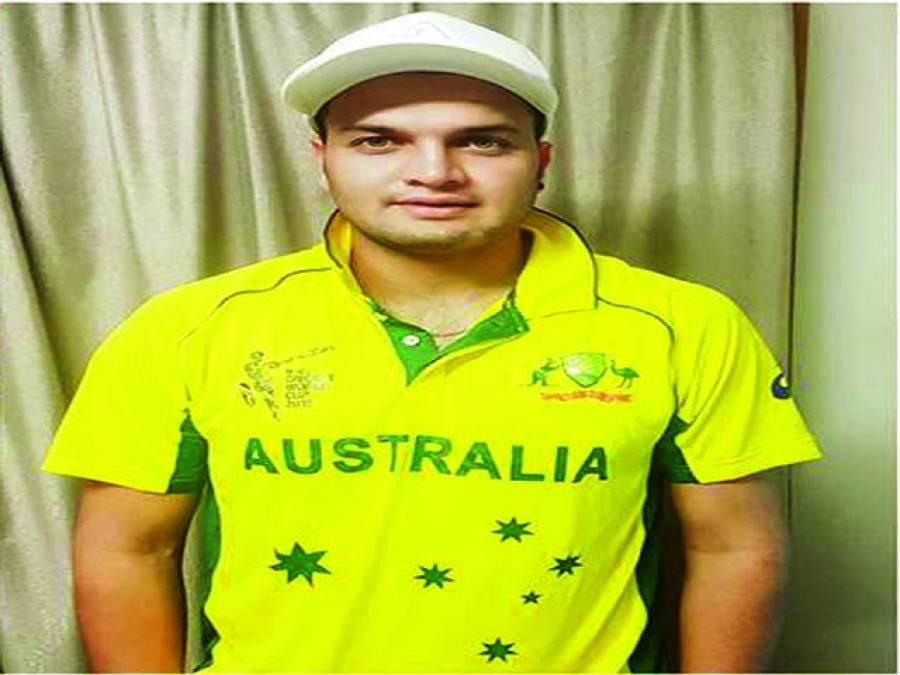 عثمان قادر ٹور میچ میں آسٹریلوی ٹیم کا حصہ بن گئے