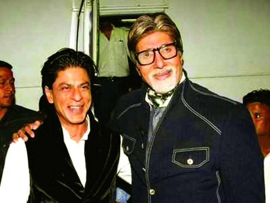 امیتابھ بچن اور شاہ رخ خان فلم ''بدلا''میں ایک ساتھ نظر آئیں گے