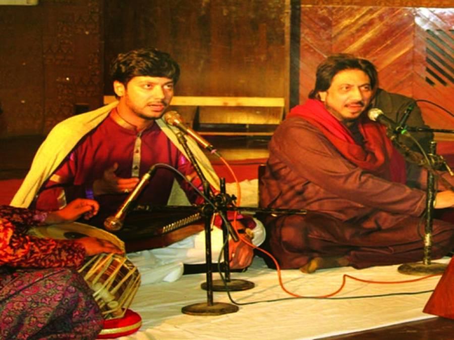 پنجاب انسٹیٹیوٹ آرٹ اینڈ کلچرکے زیر اہتمام محفل موسیقی