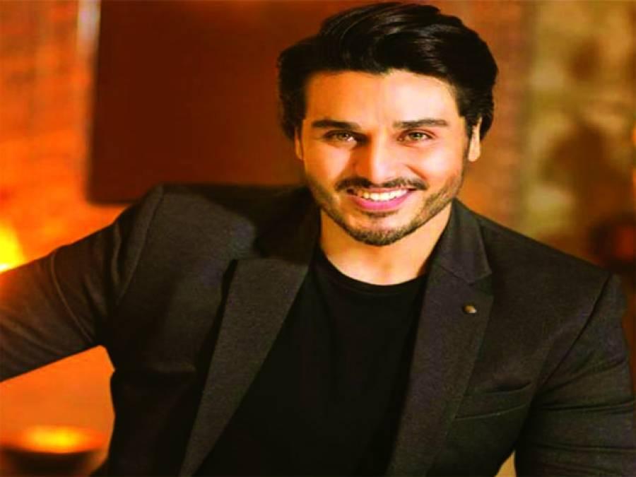 احسن خان کا ملٹی نیشنل کمپنی کے ساتھ کمرشل شوٹ کا معاہدہ