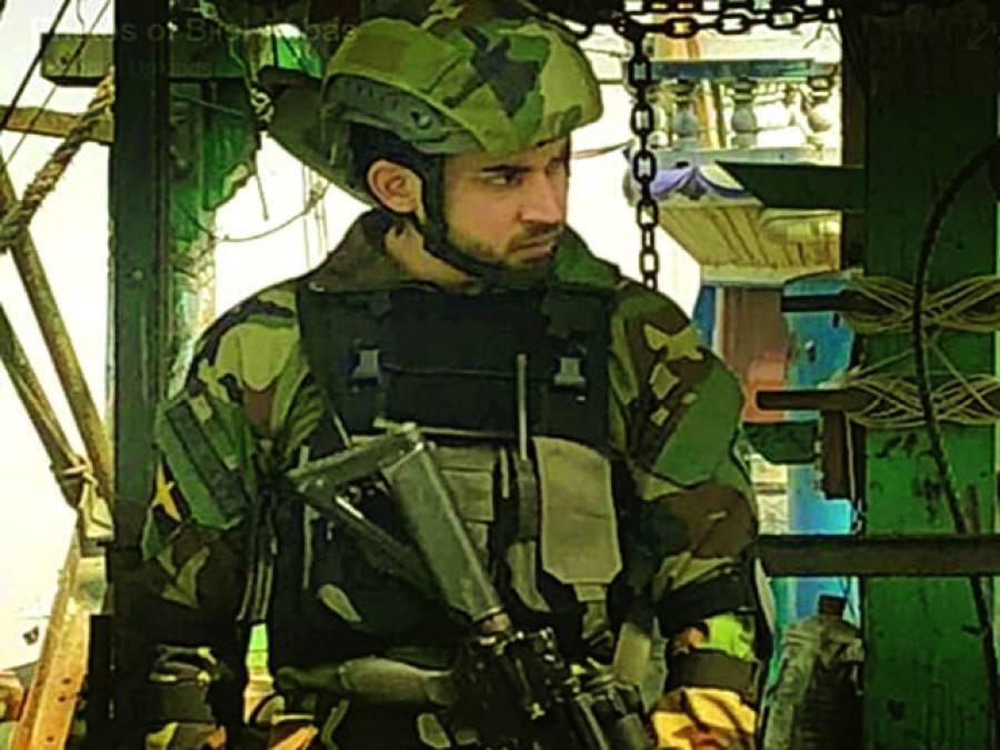 یوم پاکستان کی مناسبت سے بنائی جانے والی ٹیلی فلم ''لال' 'مکمل