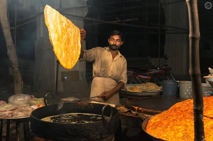 لاہور: مادھولال حسین کے عرس کے موقع پر قطلمہ تیار کیا جارہاہے