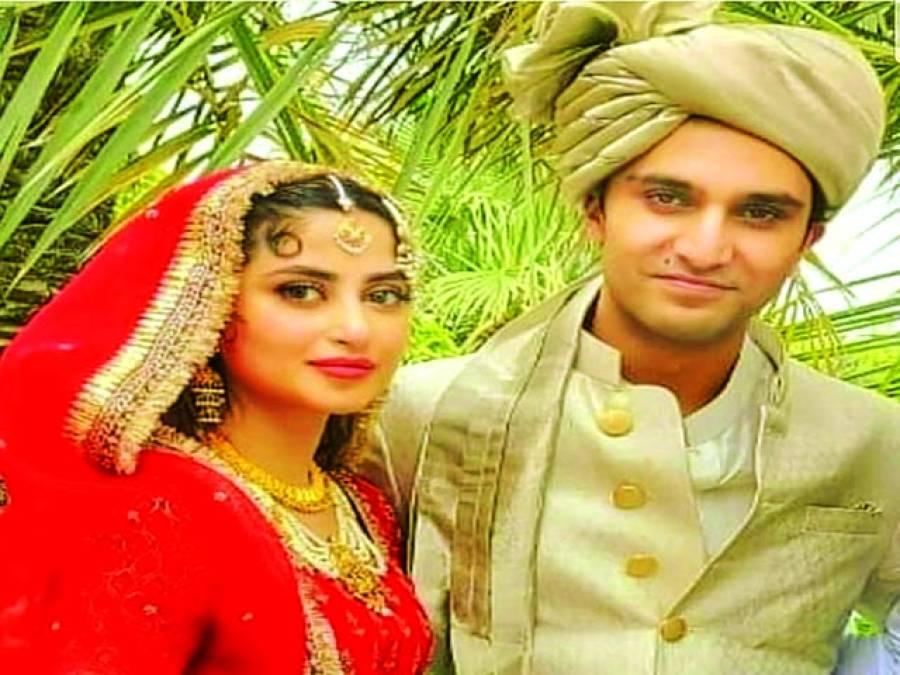 سجل علی کی شادی کی نئی تصاویر،سوشل میڈیا پر لاکھوں لائکس