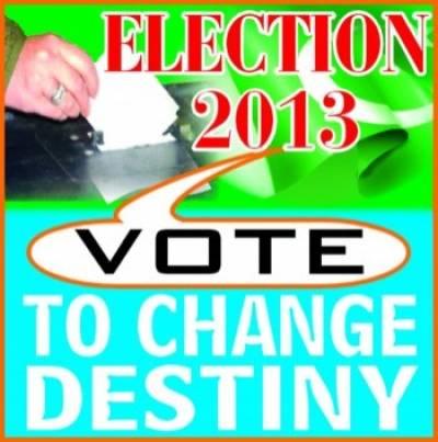 الیکشن کمیشن نے انتخابی مہم نشانات کیلئے امیدواروں سے درخواستیں طلب کر لی