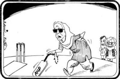 بیگم نسیم ولی خان نے دوبارہ سیاسی میدان میں آنے کا اعلان کر دیا