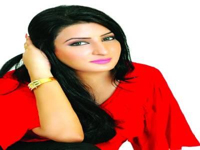 حوریہ خان نے ببو برال کی برسی کے سلسلے میںتقریب میں میلہ لوٹ لیا