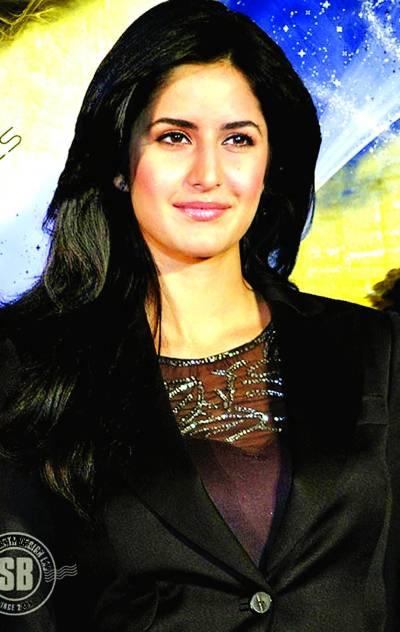 کترینہ کیف کا شاہ رخ خان کے ساتھ کام کرنے سے انکار