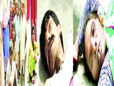 راوی روڈ شوہر نے گھر سے بھاگنے والی بیوی اور آشنا کو فائرنگ کرکے قتل کردیا