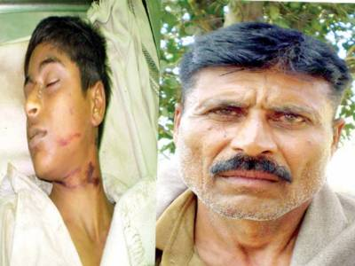 رائے ونڈ 2 ماہ قبل نو عمر طالب علم کا قتل سفاک باپ قاتل نکلا