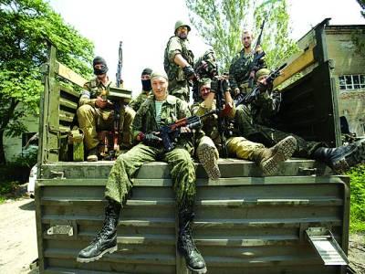 باغی اور یوکرینی فورسز فوری جنگ بندی کریں ، روس ،جرمنی کی اپیل