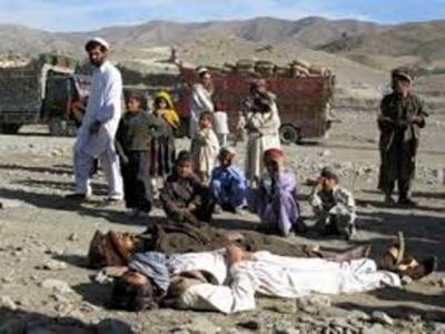 پنجاب حکومت شمالی وزیر ستان کے بے گھر افراد کی امداد میں پیش پیش