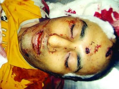 شاد باغ ڈکیتی مزاحمت پر قتل ہونے والا نوجوان سپرد خاک پولیس ملزمان کا سراغ نہ لگا سکی