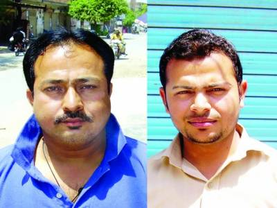 نوسربازوں نے نشہ آور اشیاءکھلا کر دو بھائیوں کو لوٹ لیا ، موقع سے فرار