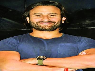 """فلم """" ہیپی اینڈنگ """" میں دوہرا کردارنہیں نبھا رہا، سیف علی خان"""