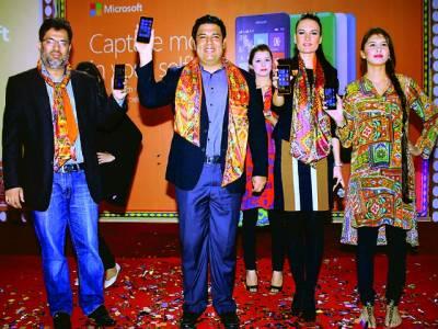 5 53 Lumia ڈوئل سم کو پاکستان میں متعارف کروا دیا گیا