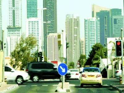 وطن سے محبت کا اظہار اماراتی ڈرائیوروں کو بہت مہنگا پڑ گیا