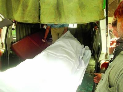 گلشن راوی ، نا معلوم افراد نے گھر میں گھس کر 50 سالہ شخص کو فائرنگ کرکے قتل کر دیا
